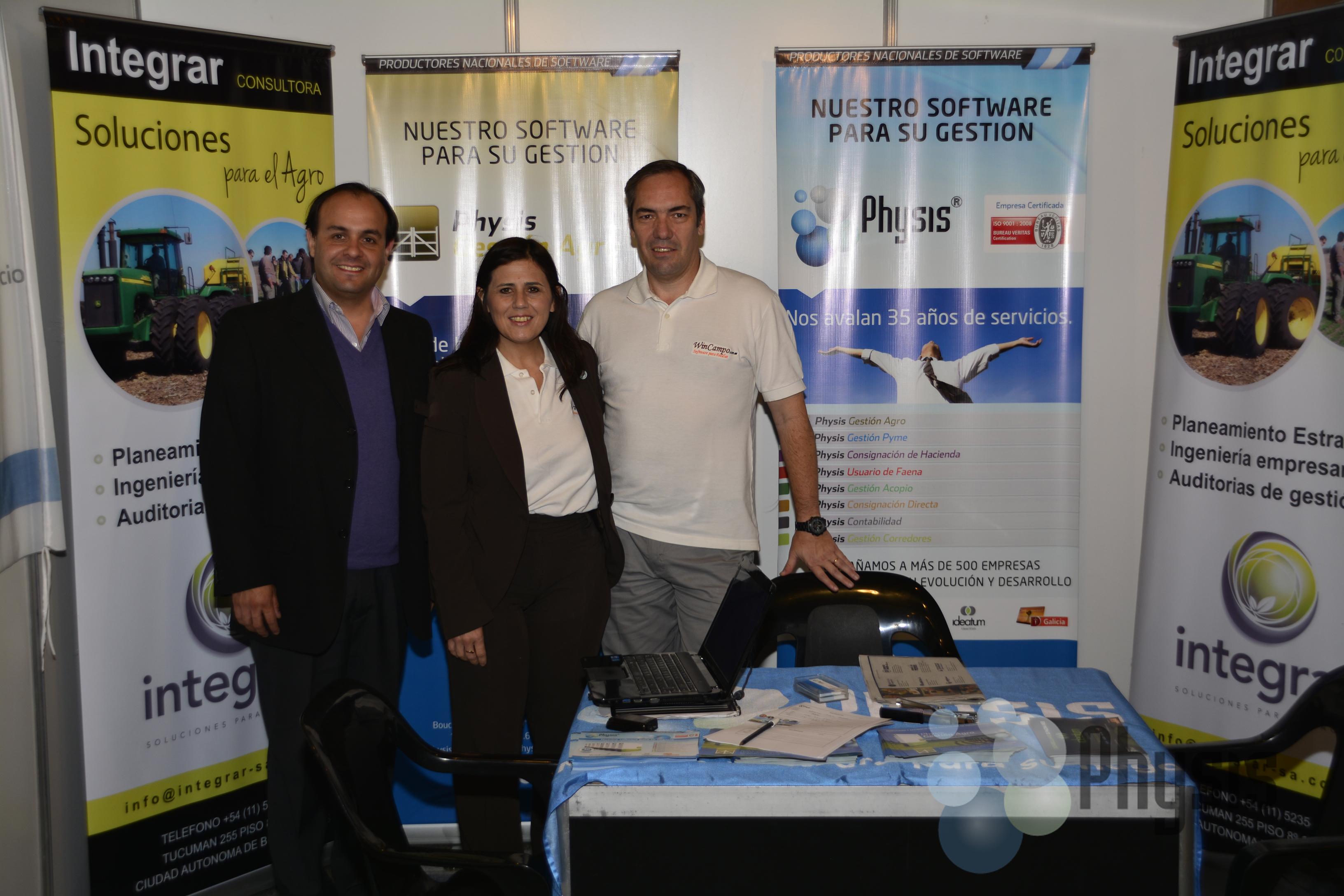 1° Congreso Ganadero Rosario 2014